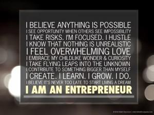 Belajar Bisnis Sambil Jalan