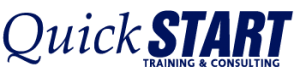 logo QuickSTART - Training & Consulting