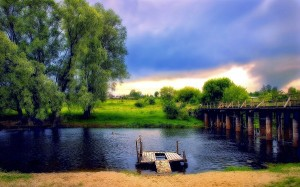 Sungai Kedamaian