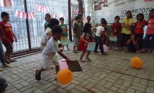Game Pelatihan – Lomba Kipas Balon