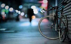 Sepeda dan Semangkok Bakso