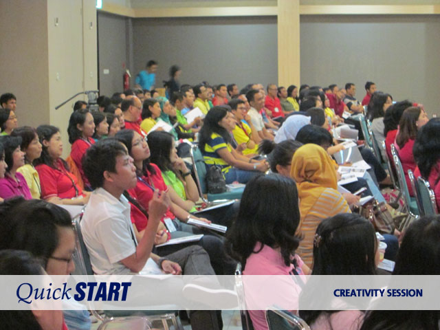 QuickSTART-Kompas-Gramedia-Group-Creavity-Session3