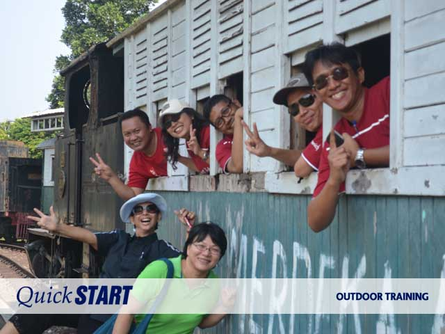 QuickSTART-Outdoor Training2