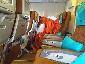 Accidental WOW – Tertangkap Sholat di Pesawat